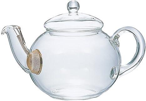 Amazon Com Hario 800ml Jumping Tea Pot Hario Jp 4 Tea Services Kitchen Dining