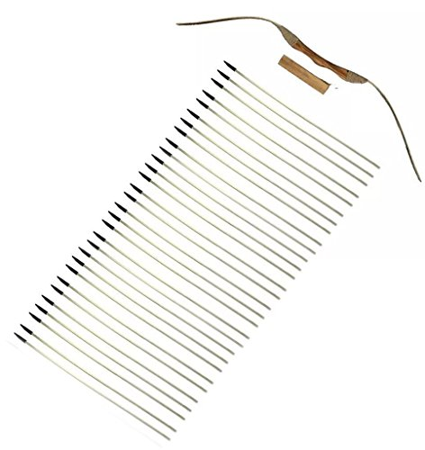 SGSÂ Wooden Bow Set with 30 Arrows