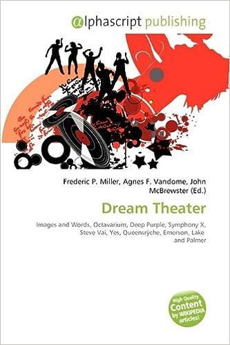 Dream Theater pdf ebook