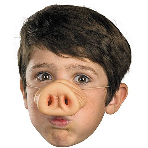 Disguise Costumes Pig Nose, ()