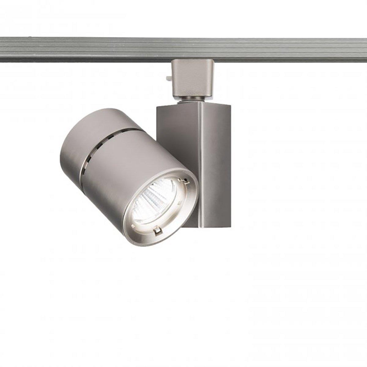 WAC Lighting J-1023N-830-BN J Series LED1023 Exterminator II LED Energy Star Track Head in Brushed Nickel Finish, Narrow Beam, 3000K