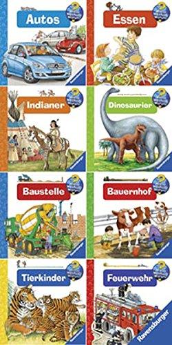 Ravensburger Mini-Bilderspaß - Wieso? Weshalb? Warum? Nr. 2 (8er-Set)