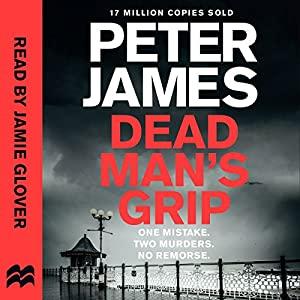 Dead Man's Grip Audiobook