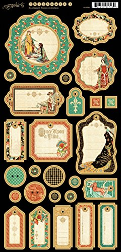Graphic 45 Enchanted Forest Journaling ()