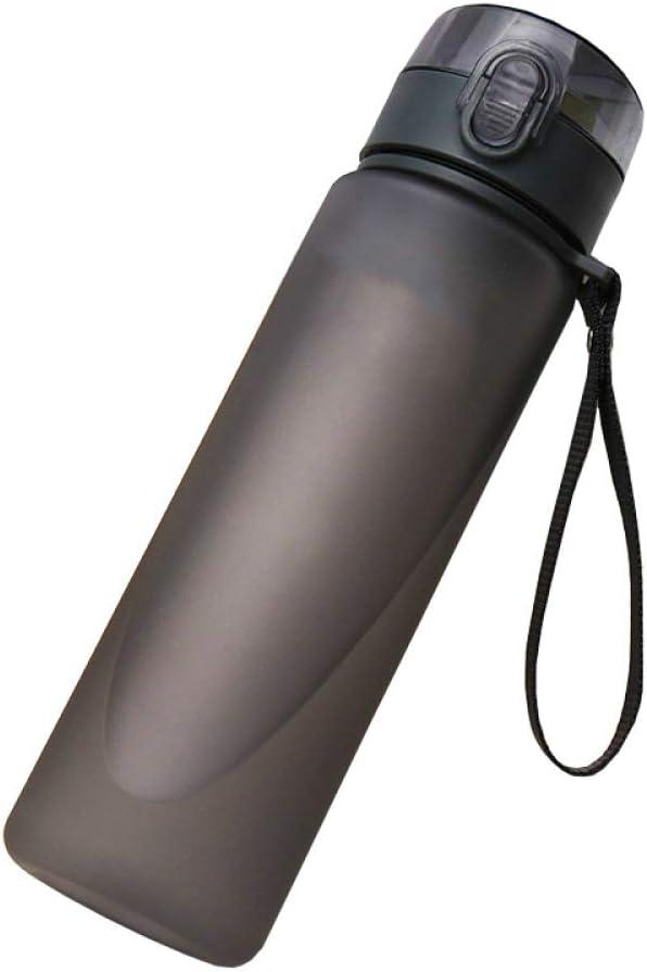 Nueva Botella Taza De Agua Botella De PláStico PortáTil para Deportes De Verano