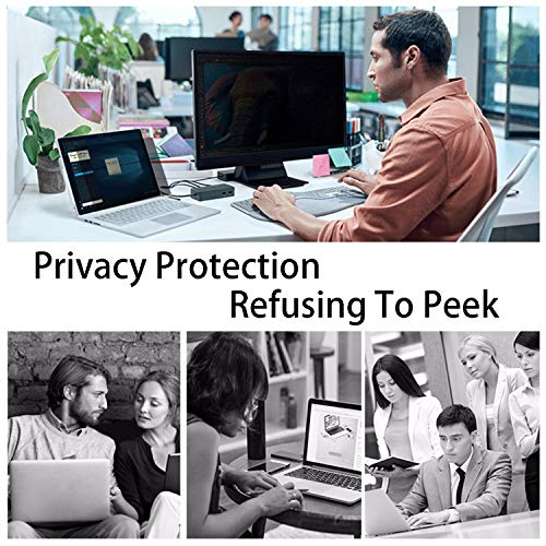 MAYAMANG Privacy Screen Protector 30 Inch 16:10 Monitor, Privacy Filter for Widescreen PC Computer, Monitor Privacy Screen 30 Inch, Anti-Glare Computer Privacy Screen, Monitor Protector by MAYAMANG (Image #7)