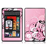 Kindle Fire Skin Kit/Decal - Her Abstraction (does not fit Kindle Fire HD)