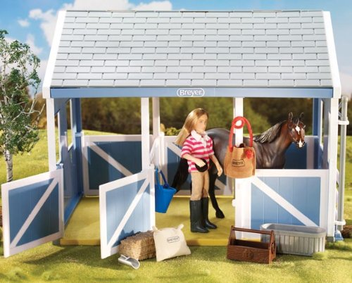 Stable Feed Set by Breyer Horses