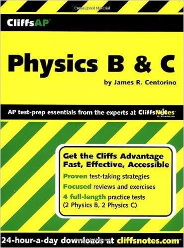 CliffsAP Physics B & C