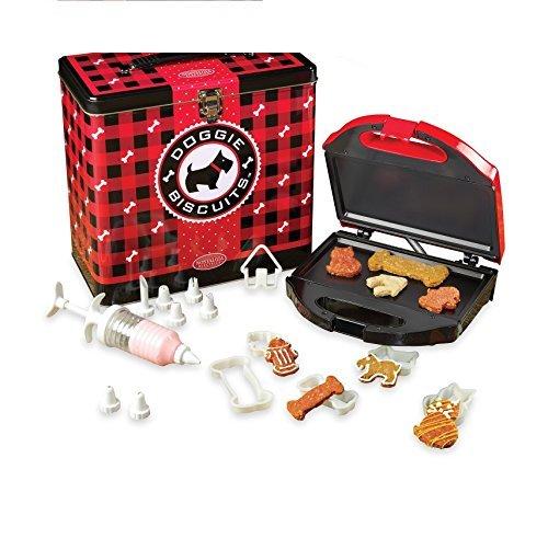 Nostalgia Electrics Doggie Biscuit Treat Maker Kit by Nostaglia (Doggie Biscuit Maker compare prices)