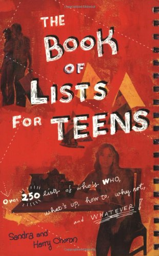 Read Online The Book of Lists for Teens ebook