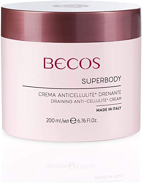 Superbody Crema Anticellulite Drenante 2 In 1 Amazon It Salute E Cura Della Persona
