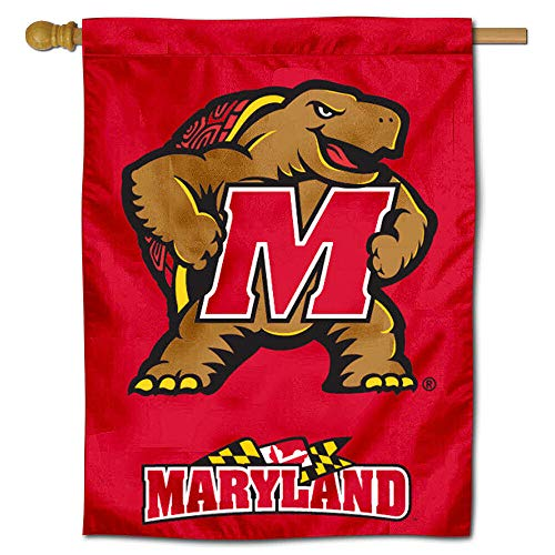 College Flags and Banners Co. University of Maryland Terrapins House Flag