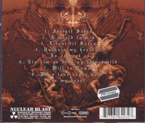 gorgoroth incipit satan full album