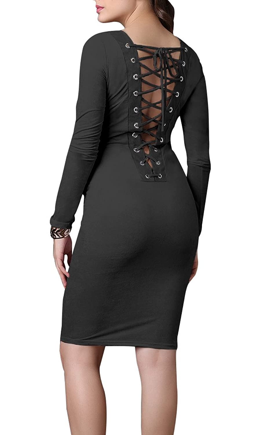 7fee61fa08d Top 10 wholesale Long Sleeve Bandage Bodycon Dress - Chinabrands.com