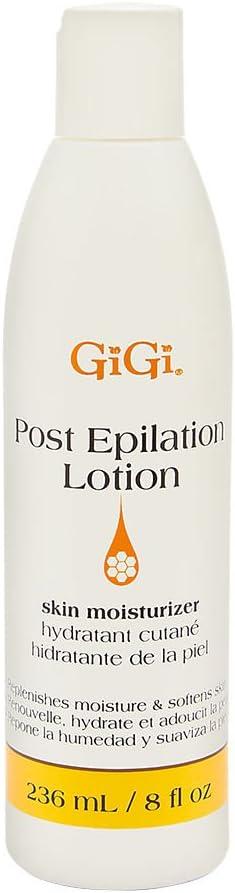 GiGi Post Epilation Lotion – After-Wax Skin Moisturizer, 8 oz