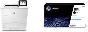 HP Laserjet Enterprise M507x (1PV88A) with Black Toner Cartridge