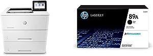 HP Laserjet Enterprise M507x (1PV88A) with Black Toner Cartridge