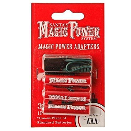 Raz Pack - Magic Power 3 AAA Battery Pack Adapter