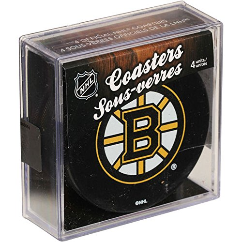 NHL Boston Bruins Set of Four Coasters ()