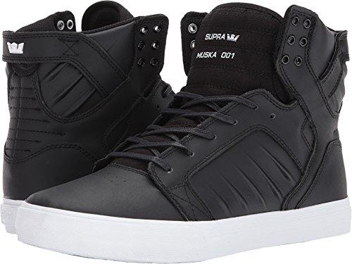 Skytop Noir Basses Supra Evo Sneakers Homme p80d48wq1S