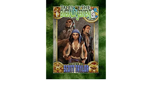 Tales of the Emerald Serpent (English Edition) eBook: Julie ...