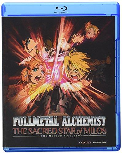 Fullmetal Alchemist: The Sacred Star of Milos (Blu-ray/DVD Combo)