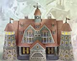 Dept 56 Seasons Bay Grandview Shores Hotel