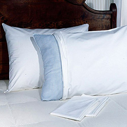 Allergy Relief Pillow Protectors, 2-Pack