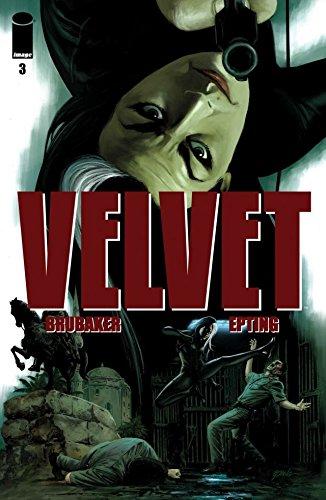 Velvet 3 Ed Brubaker ebook product image