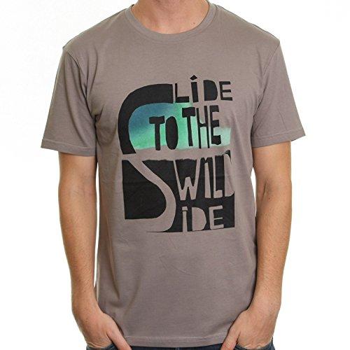 Oxbow T-Shirt ~ grigio selvaggio