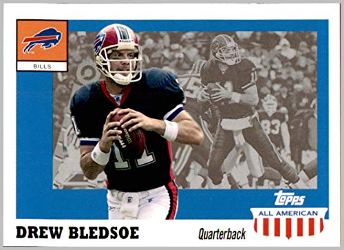 2003 Topps All American #79 Drew Bledsoe BUFFALO BILLS