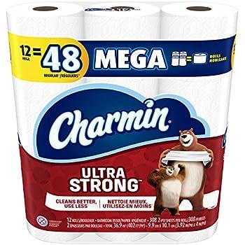 Amazon Com Charmin Toilet Paper And Bath Tissue Health