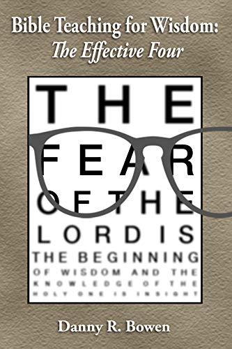 Bible Teaching for Wisdom