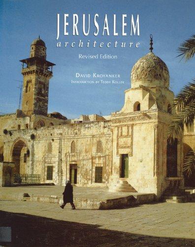 Jerusalem Architecture PDF