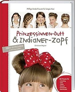 Kreativ Set Frisuren Für Prinzessinnen Buch Mit 12