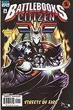 Citizen V Battlebook: Streets of Fire