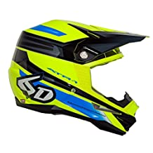 6D ATR-1Y Macro Full Face Youth Helmet for MTB and BMX