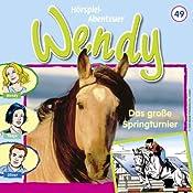 Das große Springturnier (Wendy 49) | Nelly Sand