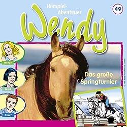 Das große Springturnier (Wendy 49)