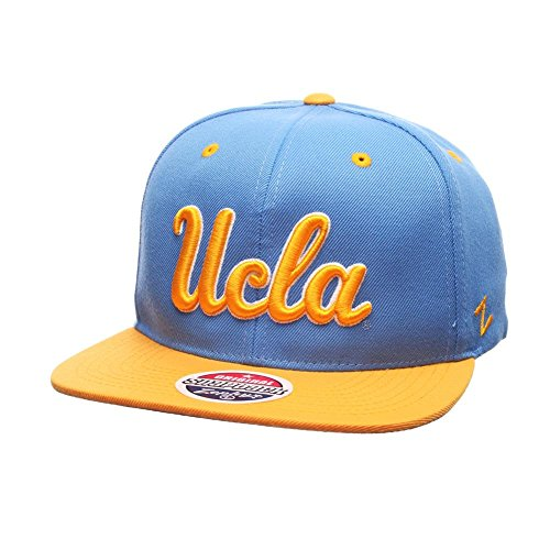 ZHATS NCAA UCLA Bruins Men's Z11 Snapback Hat, Adjustable for sale  Delivered anywhere in USA