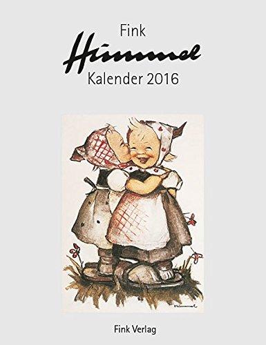 Fink-Hummel: Kunst-Einsteckkalender 2016