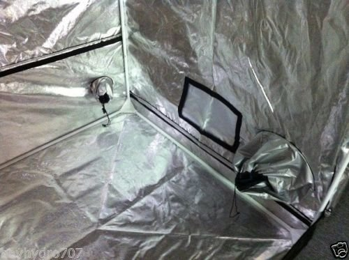 BAY HYDRO 4 x 4 x 6.5 Grow Tent Indoor Garden HIGHEST QUALITY