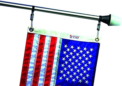 (DU-BRO Fishing Flag Clips for Stern Lights or Flag Poles)