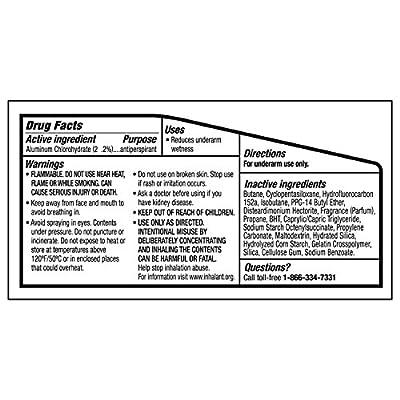 Degree Men UltraClear Antiperspirant Dry Spray