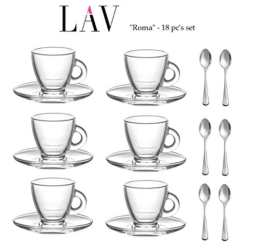 Demitasse Cup Set (