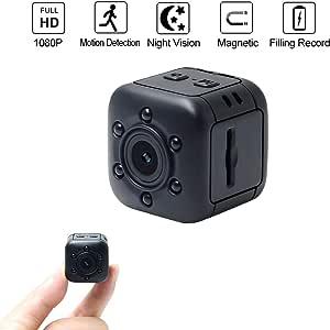 LXMIMI - Mini cámara Oculta 1080P HD con visión Nocturna