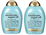 Organix OGX Renewing Argan Oil Of Morocco Shampoo, 13 Ounce (2-Pack)