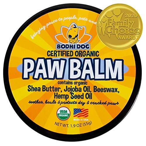 USDA Certified Organic Paw