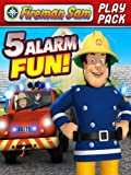 Fireman Sam: 5 Alarm Fun Playpack